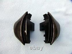 Bmw E36 M Technic Real Carbon Steering Wheel Trims / Coverings, New Laminated