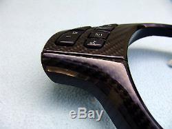 Bmw E46 M3, E39 M5 Real Carbon Fiber Steering Wheel Cover