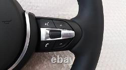 Bmw F20 F21 F22 F23 F30 F31 F32 F33 F34 Steering Wheel Whit Dual Stage Air New
