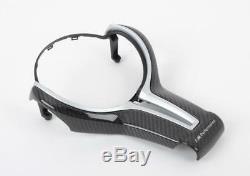 Bmw F87 F80 F83 F10 F12 F06 M3 M Performance Steering Wheel Carbon Trim Cover