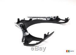 Bmw Genuine E81/82/87/88 E90/91/92/93 Chrome Steering Wheel Trim Cover 6850544
