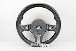 Bmw M Sport 5 & 6 Series F10 F11 F06 F12 F13 M5 M6 Heated Steering Wheel (#3)