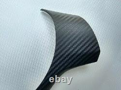 Bmw M Sport Tech 1/3/x E82/e87/e90/92/84 Steering Wheel Trim Panel Carbon ///m