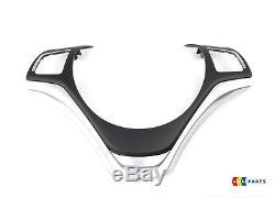 Bmw New 1 X1 Series E81 E88 E84 Steering Wheel Cover Trim 6853142