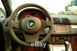 Bmw New Genuine X5 E53 X3 E83 03-06 Sport Steering Wheel Trim Cover 6778412