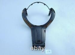 Bmw X3 F25 F26 X5 F15 F16 M-tech Sport Steering Wheel Carbon Trim Panel