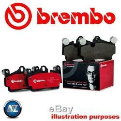 Brembo Genuine Original Brake Pads Front Axle P85113 Audi A4 A5
