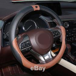 Car Interior Steering Wheel Cover Leather for Lexus es200 250 300h rx200t 450h