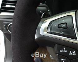 Car Steering Wheel Cover for Volkswagen Golf 7 GTI Golf R MK7 VW Polo GTI