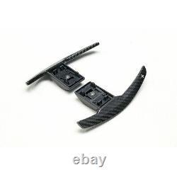 Car Steering Wheel Shift Paddle For BMW M3 F80 M4 F82 F10 F12 F15 X5 M X6 Glossy