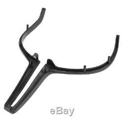 Carbon Fiber Black Steering Wheel Cover Trim For BMW M2 M3 M4 M5 M6 X5M X6M AP