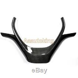Carbon Fiber Replacement Steering Wheel Cover for BMW 3 Series F30 F31 2012-16