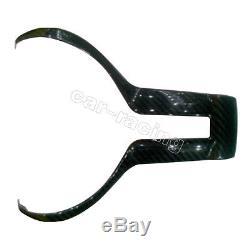 Carbon Fiber Steering Wheel Cover Fit for BMW M series M2 M3 M4 M5 M6