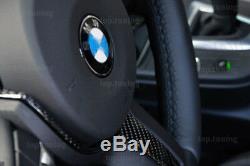 Carbon Fiber Steering Wheel For BMW F20 F22 F30 F32 F36 F06 F12 F13 X5 F15 X6