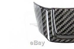 Carbon For Subaru WRX STI 4D sedan / Impreza Wagon STI Steering Wheel Cover Trim