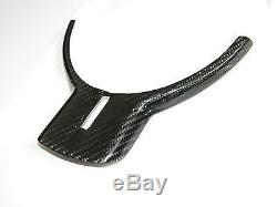 Carbon Lenkrad Lenkradblende Steering wheel Cover stick on für Toyota GT86 BRZ