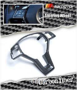 Carbon Steering Wheel Trim for W176 W246 W204 W117 W212 W207 W218 R172 R231 X204