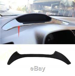 Carbon fiber Central control Speedometer Cover For Honda Civic 8th 2006-2011