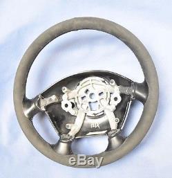 Chevrolet Corvette C5 Alcantara Steering Wheel Cover