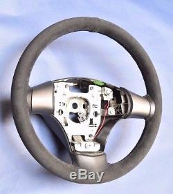 Chevrolet Corvette C6 Alcantara Steering Wheel Cover