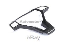 DRY Carbon Steering Wheel Cover For 11-16 MB A45 CLA45 W204 W117 W212 w218 R231