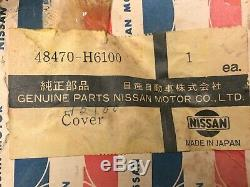 Datsun Nissan Sunny B210 Steering Wheel Cover 48470-H6100 Genuine NOS