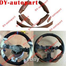 Design Originality Steering Wheel Shaping Cover Transform/Carbon Fiber For Benz