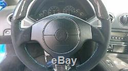 Fit All Lamborghini Murcielago 01-10 Carbon Fiber Steering Wheel Center Cover