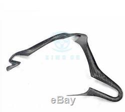 For Honda Civic 2009-2011 Carbon fiber steering wheel cover Interior decoration