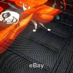 For Hyundai New Harley Quinn Car Seat Covers Floor Mats Steering Wheel Cover Set