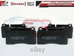 For Land Rover Range Rover Sport 2.7 Tdvm 3.6tdv8 4.2sc Front Brembo Pads 05-09