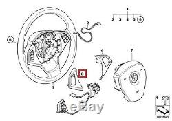 Genuine BMW E83N SUV Steering Wheel Cover left OEM 32303455489