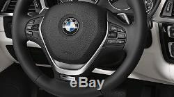 Genuine BMW Individual Steering Wheel Cover Bezel Inserts F32 F33 F36 4 Series