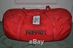 Genuine Ferrari 599 GTB Car Cover + Seat Covers + Steering Wheel Cover & Bag NEW