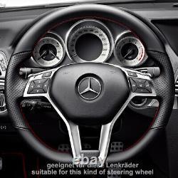 Genuine Mercedes Benz AMG Steering Wheel Cover W204 W212 W176 C117 A207 X156