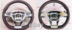 Genuine Mercedes Benz AMG Steering Wheel Trim Cover W205 W213 W217 W207 W218