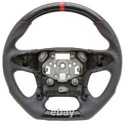 Handkraftd 15 16 17 18 19 Chevrolet Silverado Hydro Flat Bottom Steering Wheel
