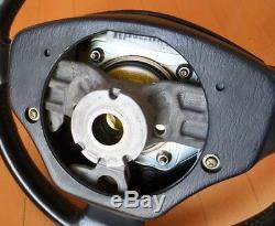 JDM Genuine TOYOTA CHASER Mark 2 98 01 JZX100 Kouki model Steering Wheel OEM EMS