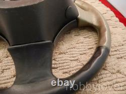 JDM Nardi Mazda Miata MX5 Roadster Steering Wheel SRS airbag 323 BG5 RX7 A984