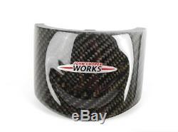 John Cooper Works Carbon Fiber Steering Wheel Cover Mini Jcw S Gear Knob