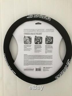Kiss/ Bell 2011 Love Gun Seat Covers And Rare Steering Wheel Cover