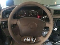 Land Cruiser Heaven 80 Series Leather Steering Wheel Cover