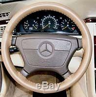 Lexus Leather Steering Wheel Cover Wheelskins Custom Fit You Pick the Color