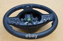 M3 M5 Steering Wheel BMW E46 E39 X5 E53 M3 M5 Leather sport SUEDE alcantara NEW