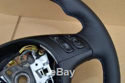 M3 M5 Steering Wheel BMW E46 E39 X5 E53 M3 M5 /// M stitching leather FUL NAPPA