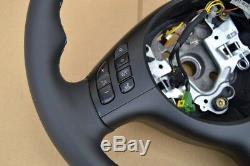 M3 M5 Steering Wheel BMW E46 E39 X5 E53 M3 M5 M stitching leather new