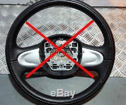 MINI Cooper/S/ONE Black Union Jack MF Steering Wheel Cover R55 R56 R57 R58 R59