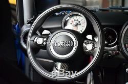 MINI cooper S JCW Countryman Steering wheel cover R55 R56 R58 R58 R60 coupe 3pcs