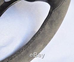 Mazda Miata NB Alcantara Steering Wheel Cover
