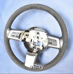 Mazda Miata NC Alcantara Steering Wheel Cover
